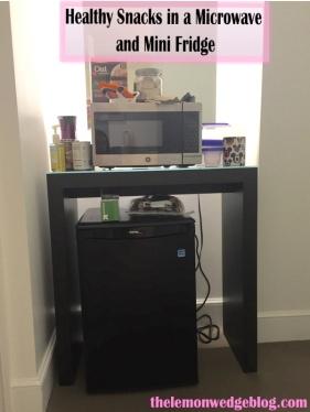 hotel fridge
